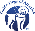 Guide Dogs of America Logo