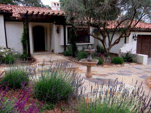 Montecito-landscape-design-spanish-mediterranean-style