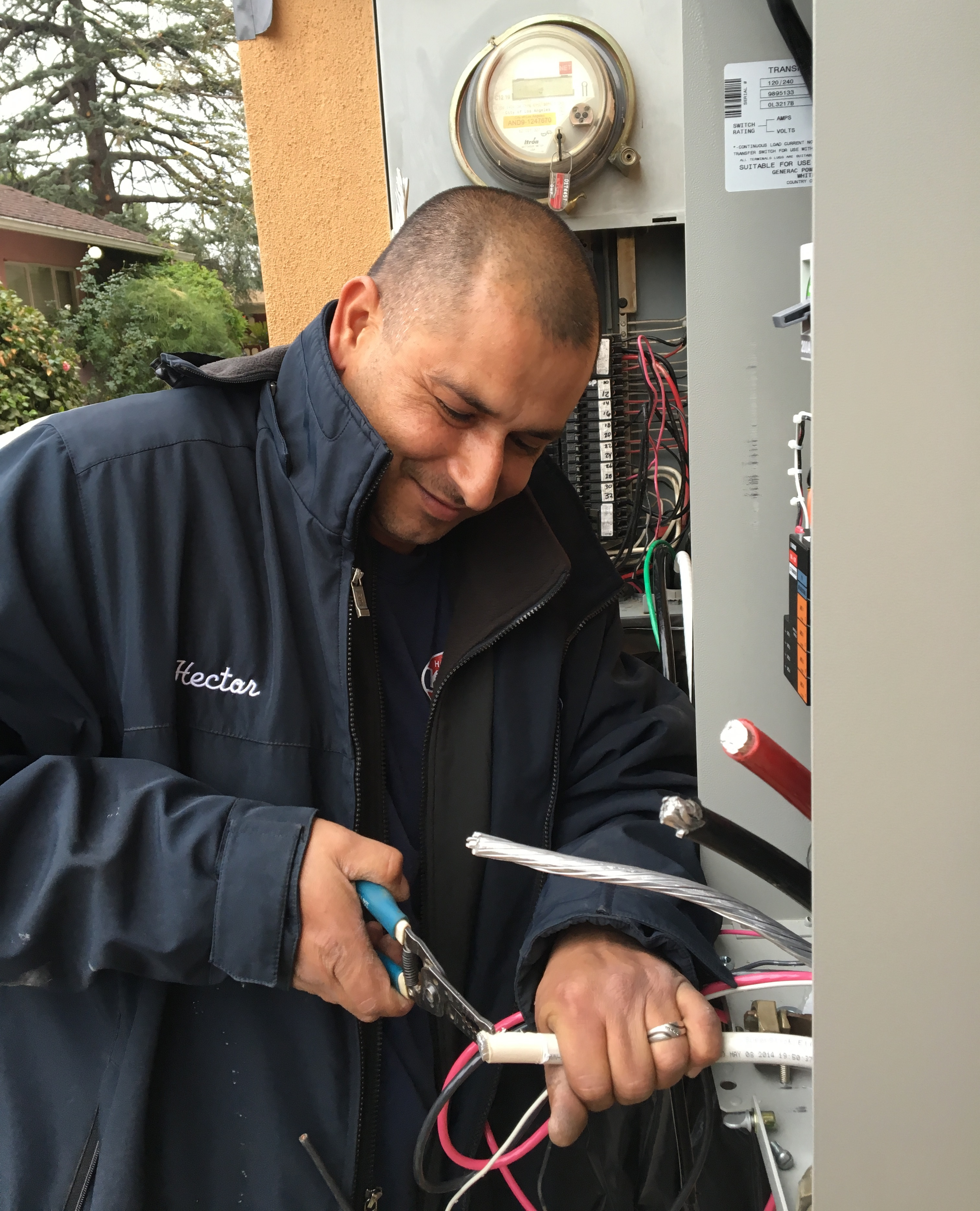 Electrical Repairs For A Safer Home Kilowatt Wiring On How To Connect From House Panel The System Is Essential Daily Life In And Keeping Circuits Wires Panels Connections Appliances