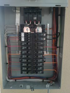Sprint Phone X on 200 Amp Breaker Box Wiring